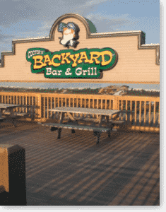 Cooters Backyard Bar And Grill